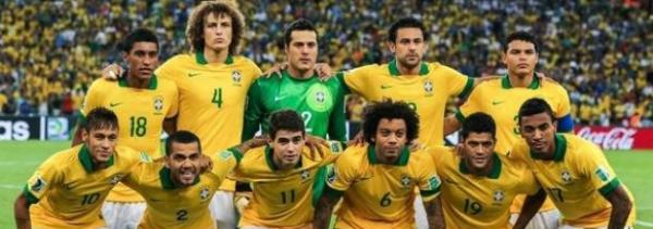 Qual jogador você seria se a sua equipe fosse a seleção brasileira?