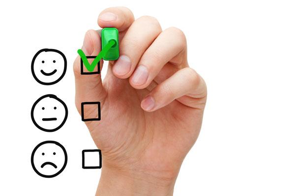 Existem diversos tipos de avaliação de desempenho.