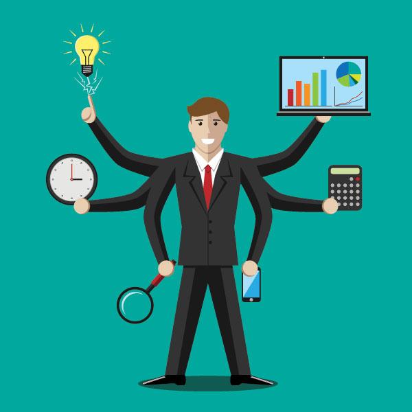 Avaliações de desempenho ajudam os funcionário a descobrir e desenvolver competências.