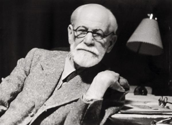 Sigmund Freud, médico neurologista criador da psicanálise