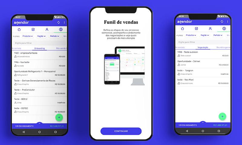 app funil de vendas gratuito