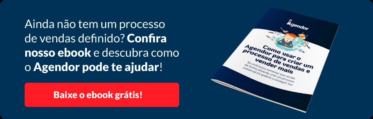 Ebook: criando um processo de vendas