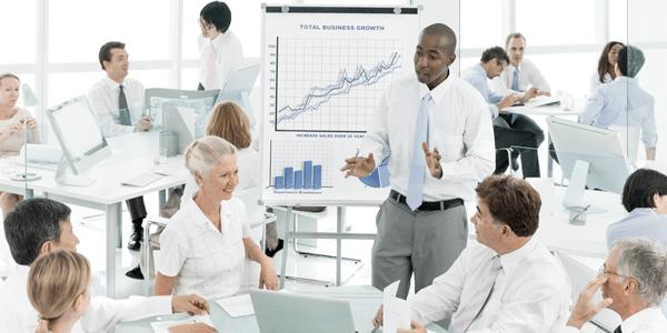 Funções de um gerente comercial