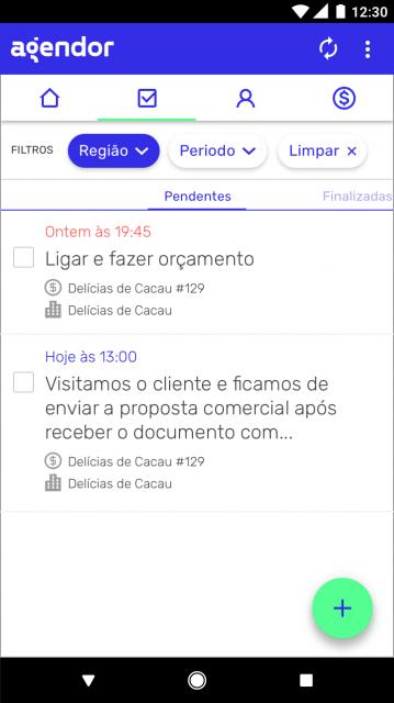 App de cadastro de clientes