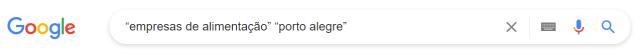 listas de prospecção google