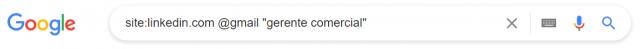 listas de prospecção google linkedin