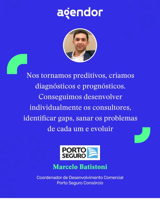 case porto seguro consórcios - crm para empresas de consórcio
